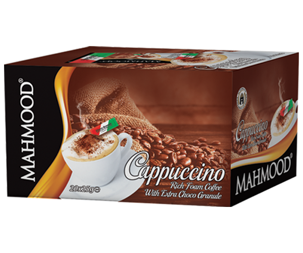 Classic Choco Granulated Cappuccino Box of 20